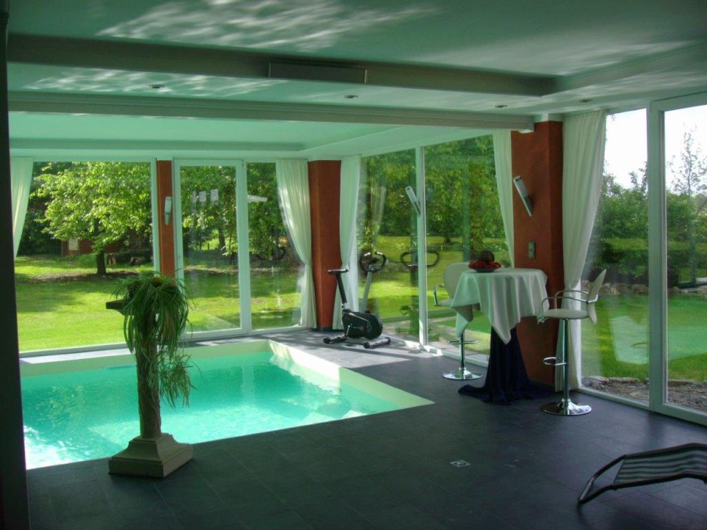 Wellnessbereich im AKZENTHOTEL Saltenhof in Hörstel