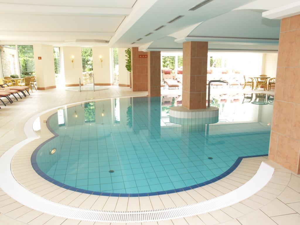 Schwimmbad im Ringhotel Teutoburger Wald in Tecklenburg Brochterbeck