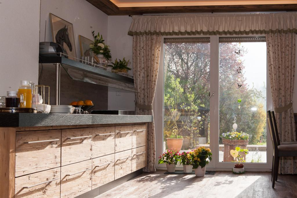 Landhaus Blumengarten: Frühstücksbuffet
