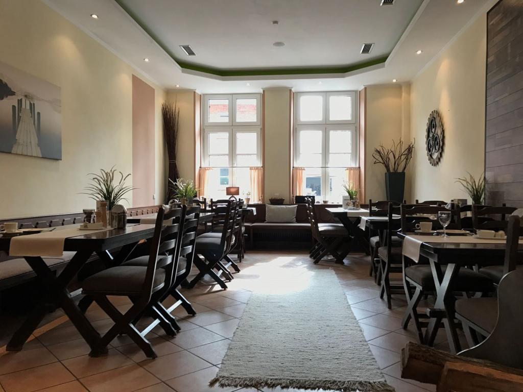 Frühstücksraum im Hotel Riesenbeck