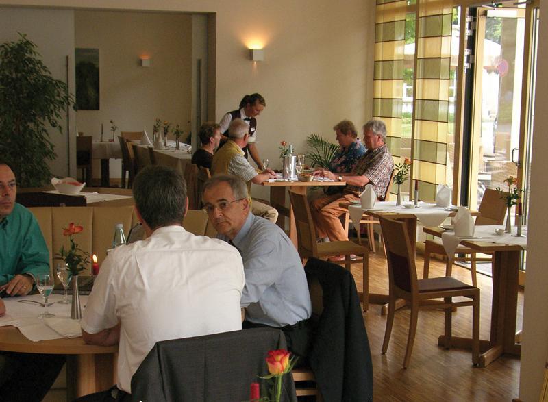Restaurant im Hotel Aspethera