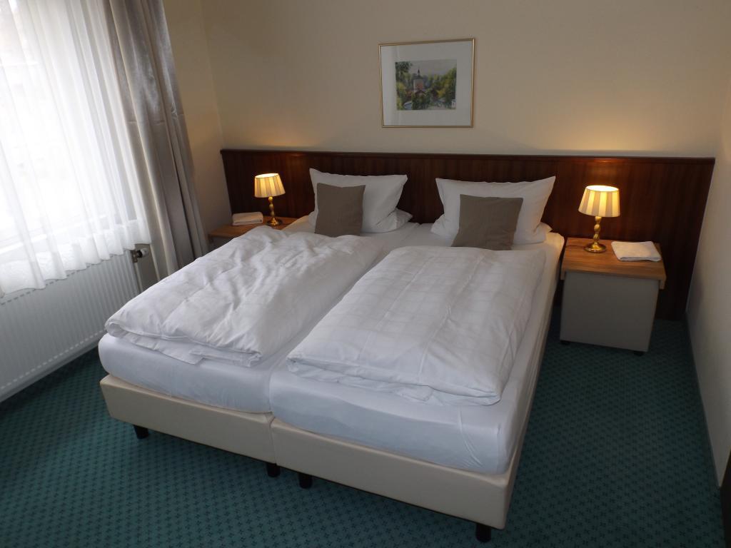Doppelzimmer, Altes Gasthaus Fischer-Eymann in Bad Iburg,