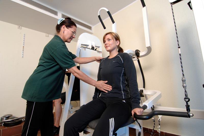 Physiotherapie im HolsingVital