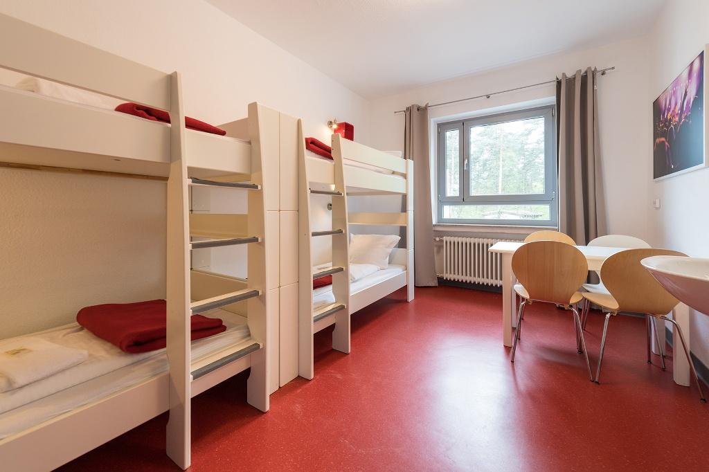 Economy-Zimmer im Roten Haus