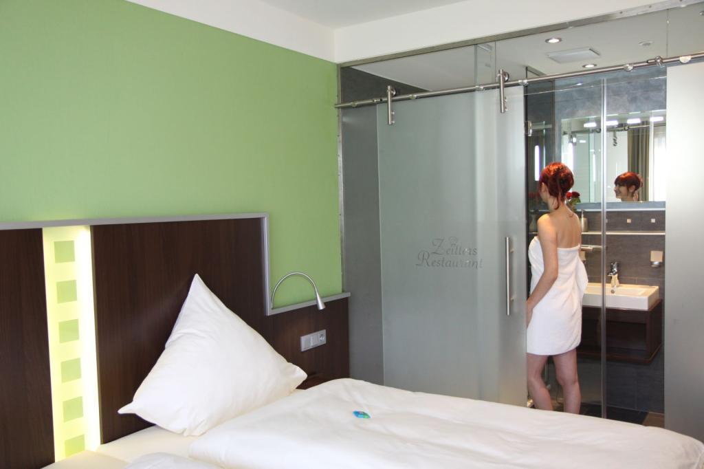 Doppelzimmer in Zeitlers Hotel & Apartments
