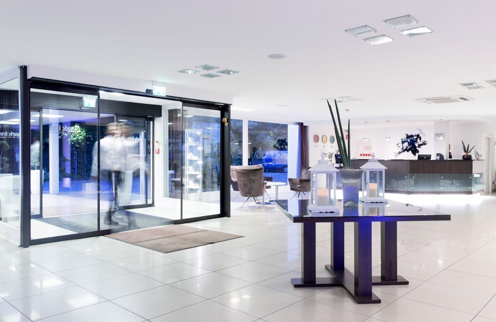 Lobby im Mercure Hotel Bielefeld Johannisberg