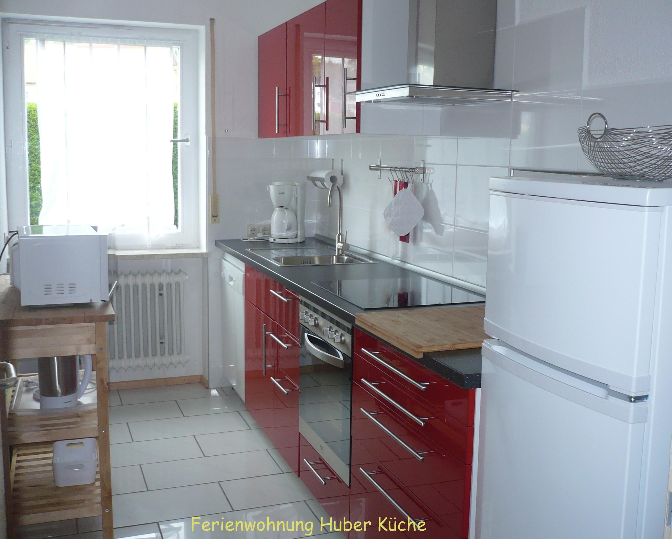 Ferienwohnug Huber, Küche