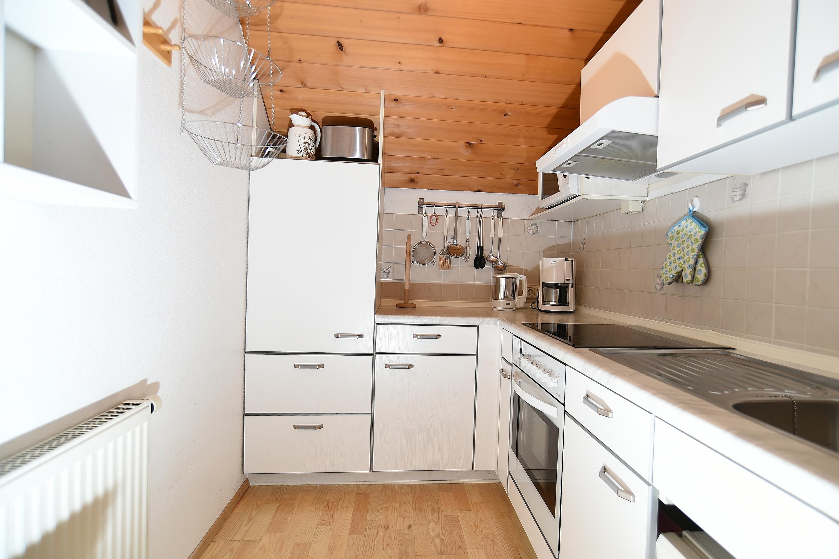 Ferienwohnung Walser, Küche