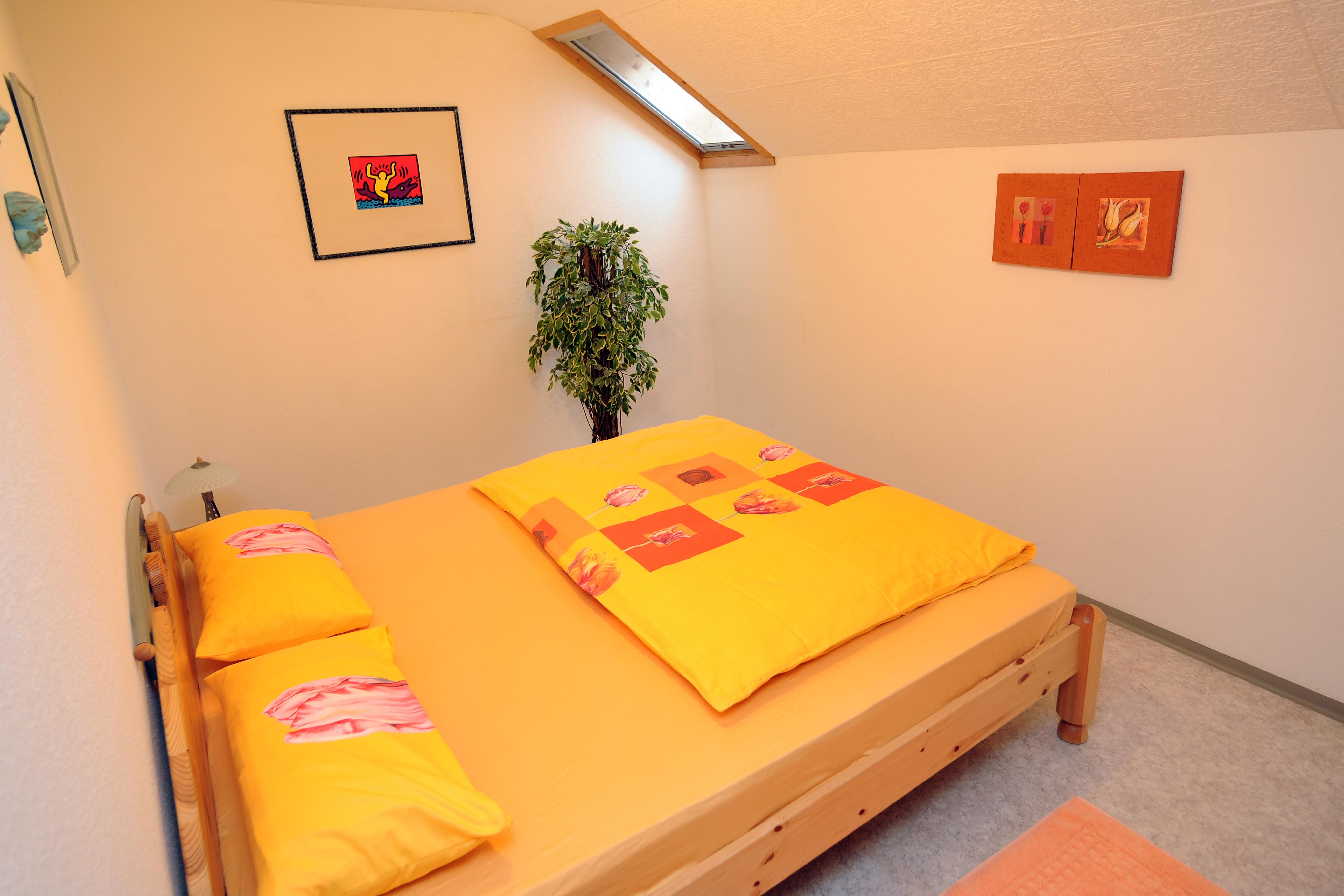 Ferienwohnung Walser, Schlafzimmer 2