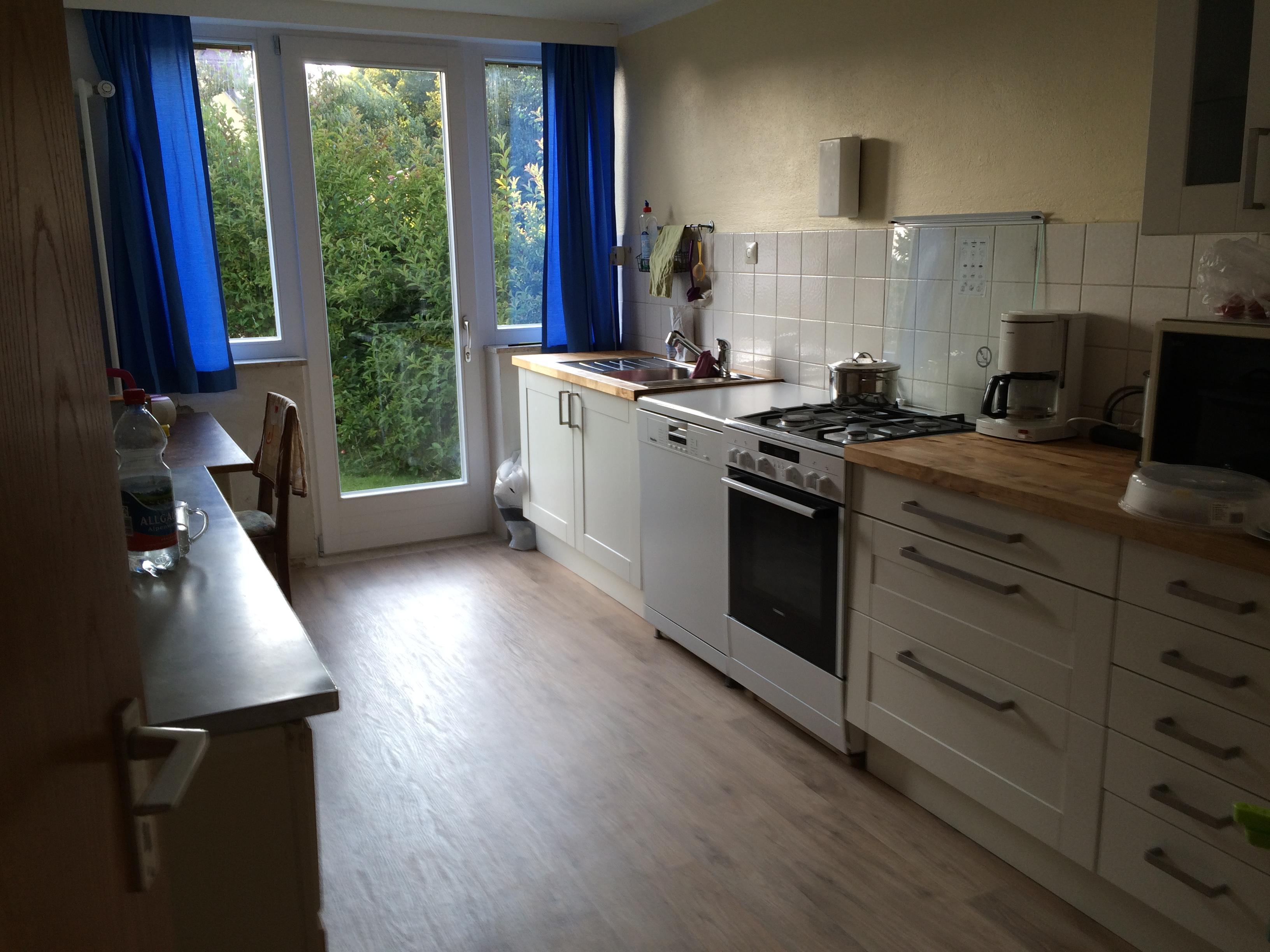 Haus Sonnenhalde, Küche