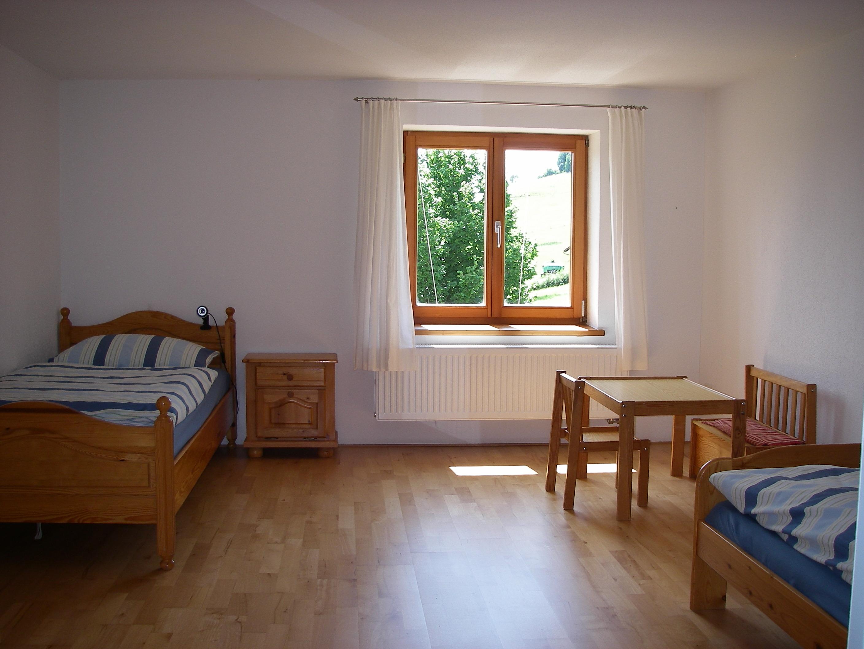 Ferienwohnung Böller, Schlafzimmer-Kind