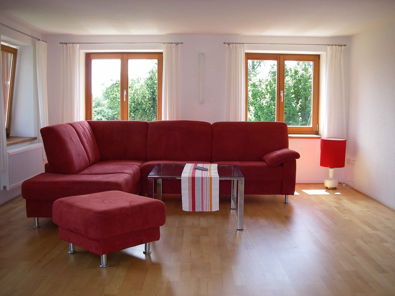 Ferienhof Böller, Wohnzimmer