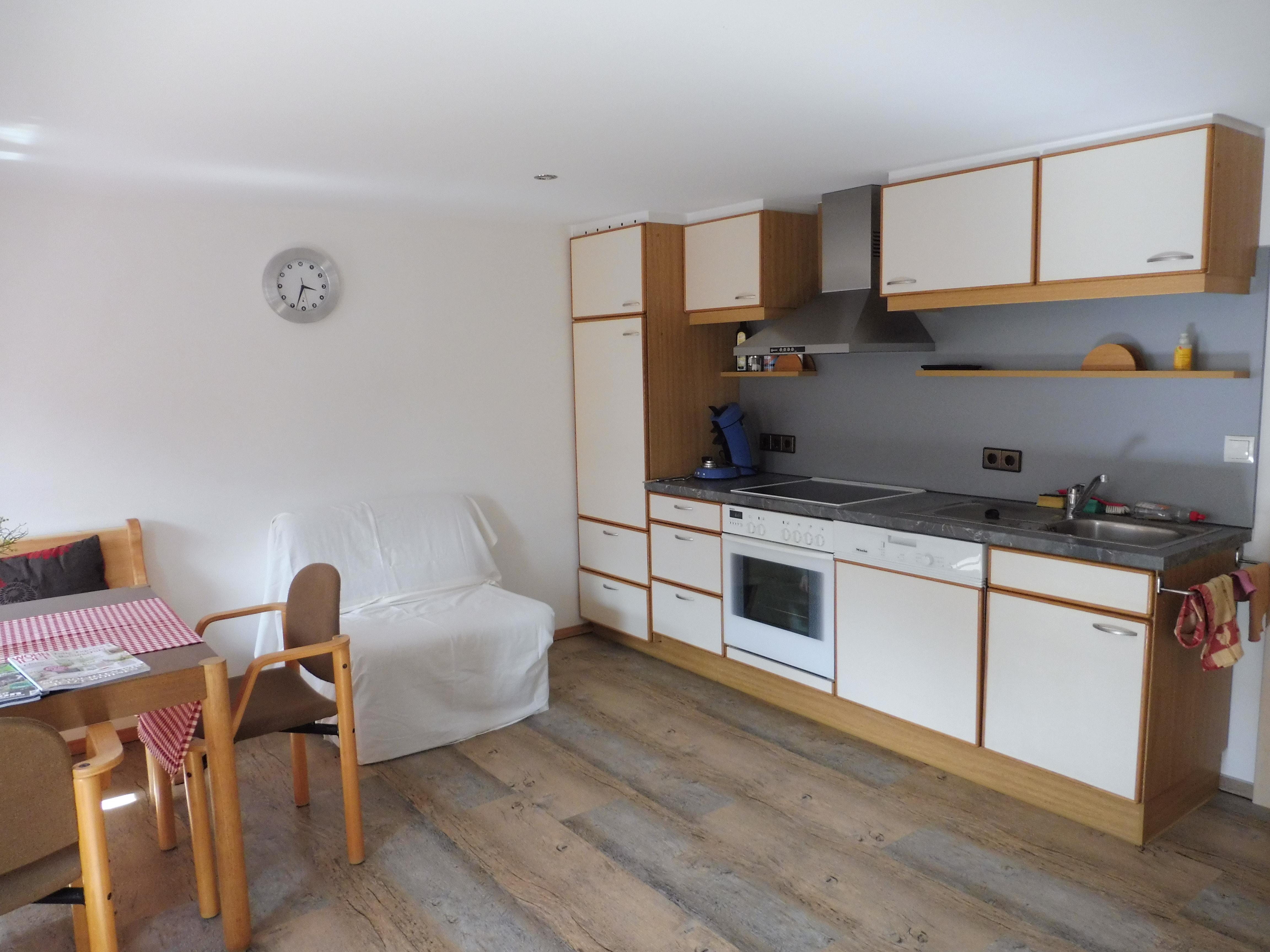 Gästehaus Grath, Küche