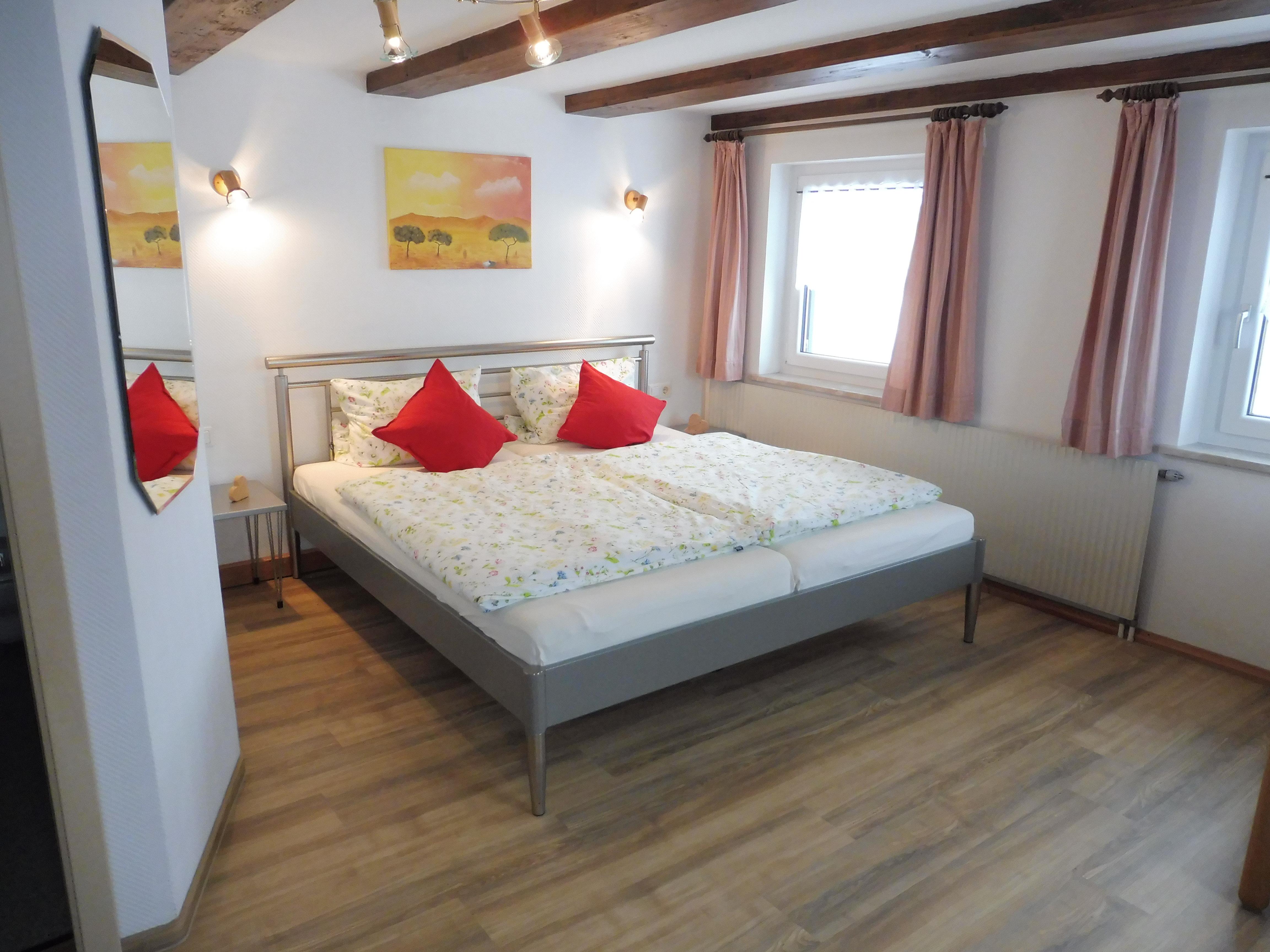 Gästehaus Grath, Schlafzimmer 3
