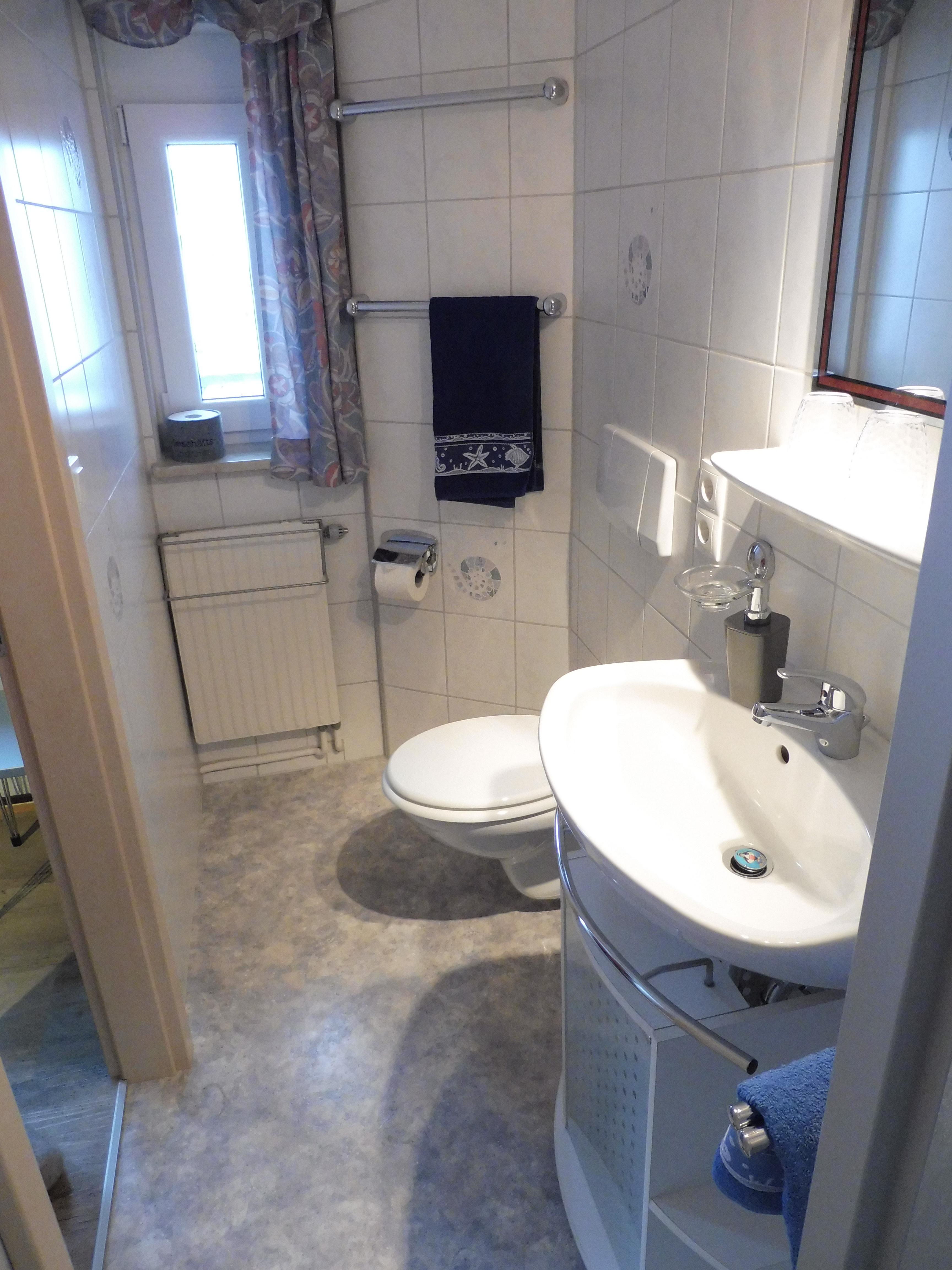 Gästehaus Grath, Badezimmer