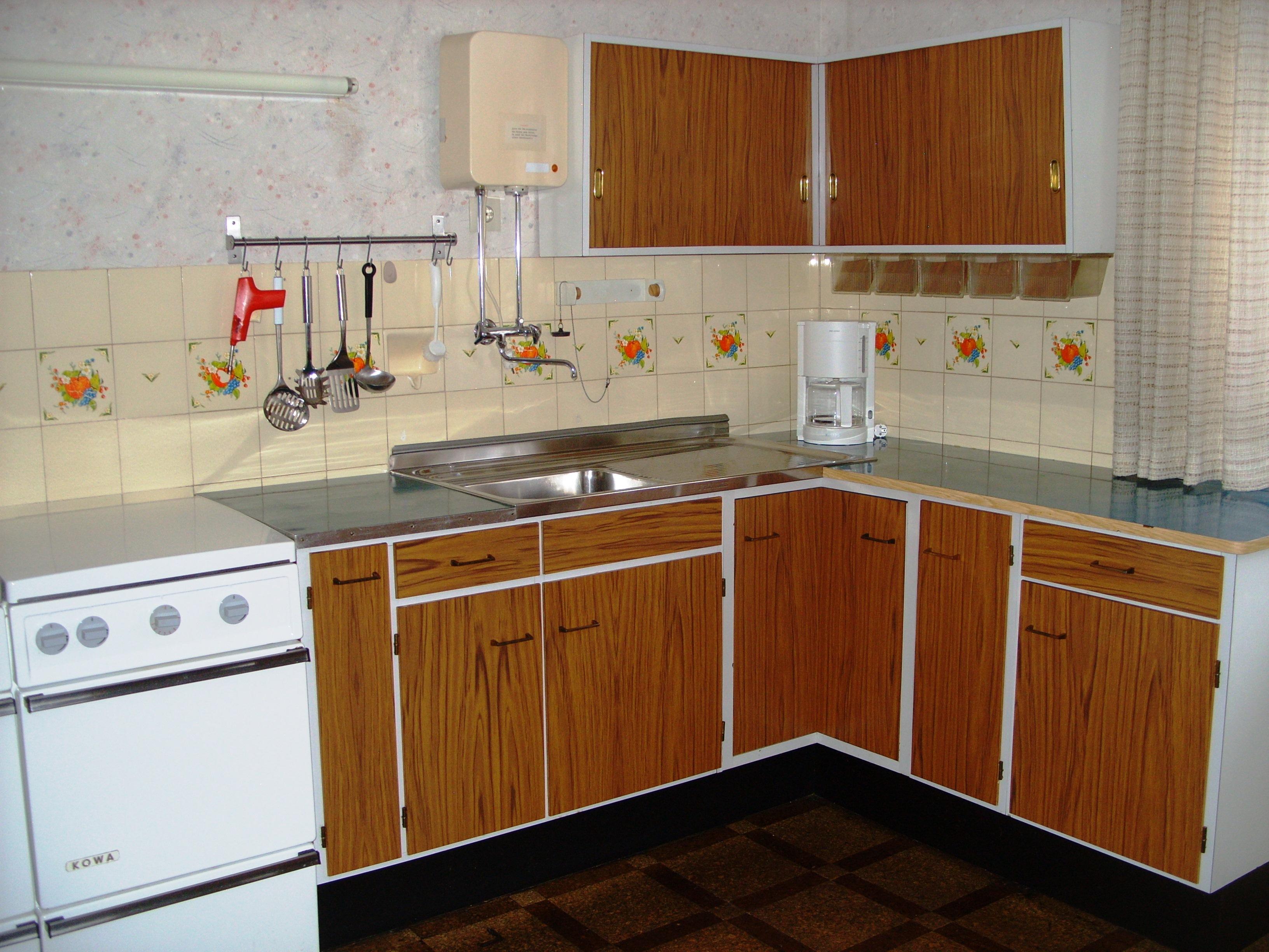 Ferienwohung Magiera, Küche