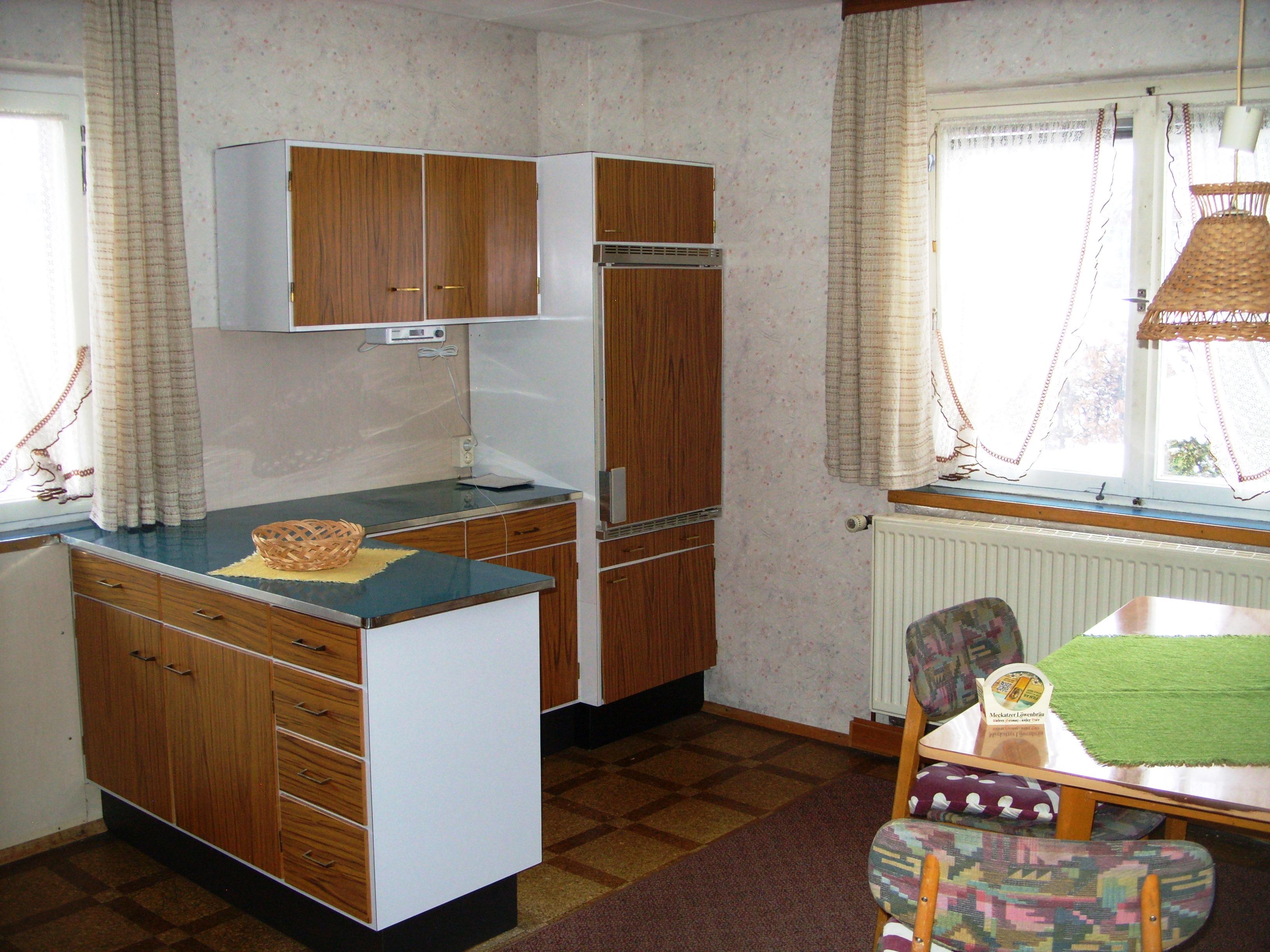 Ferienwohung Magiera, Wohnküche