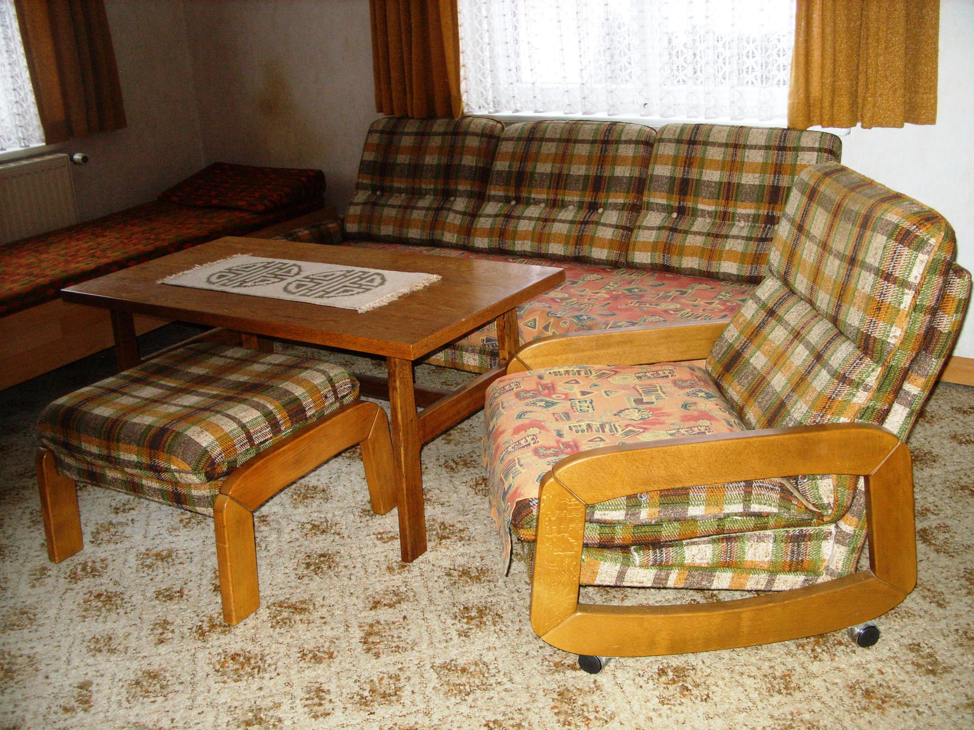Ferienwohung Magiera, Wohnzimmer