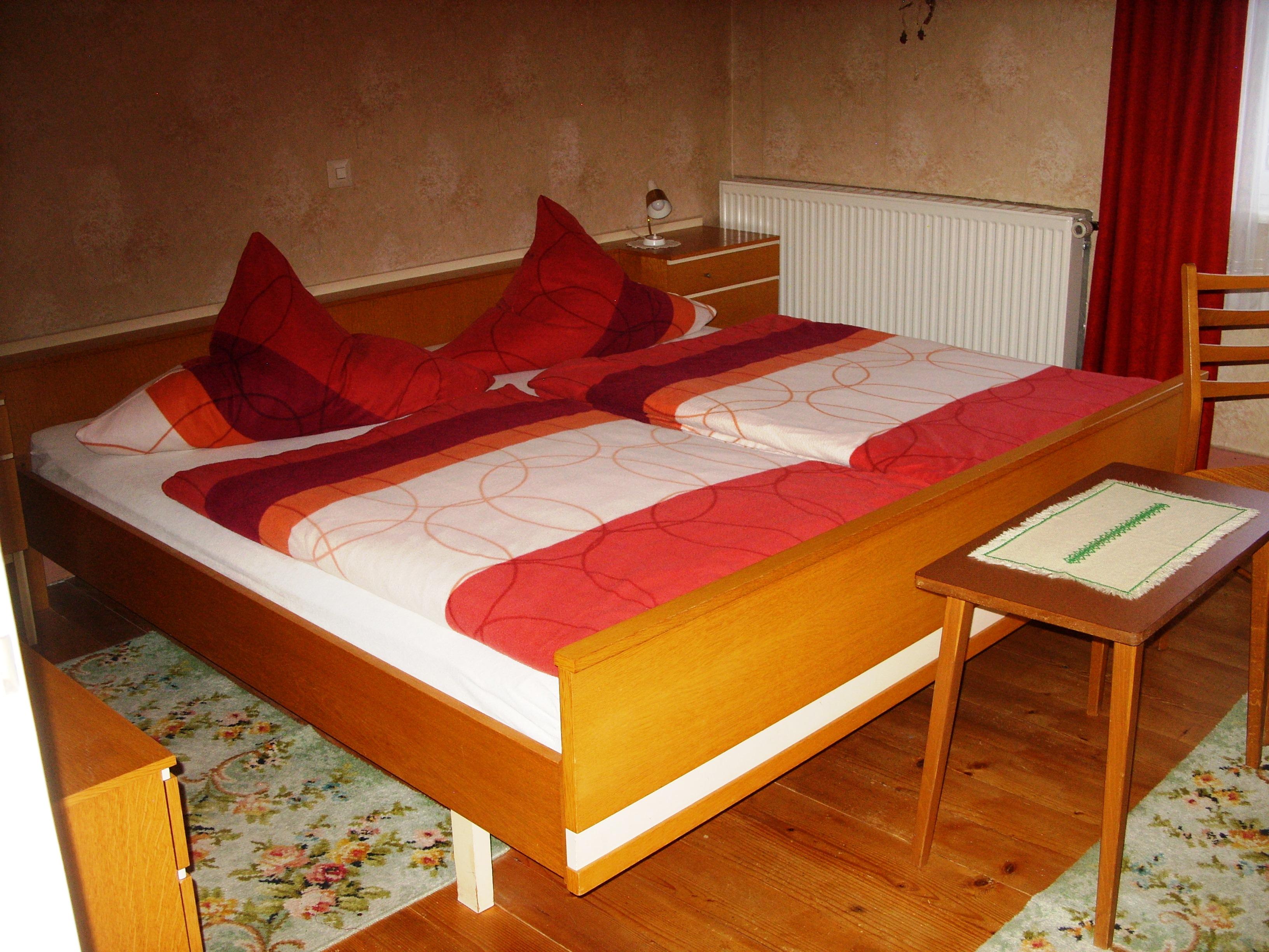Ferienwohung Magiera, Schlafzimmer 1