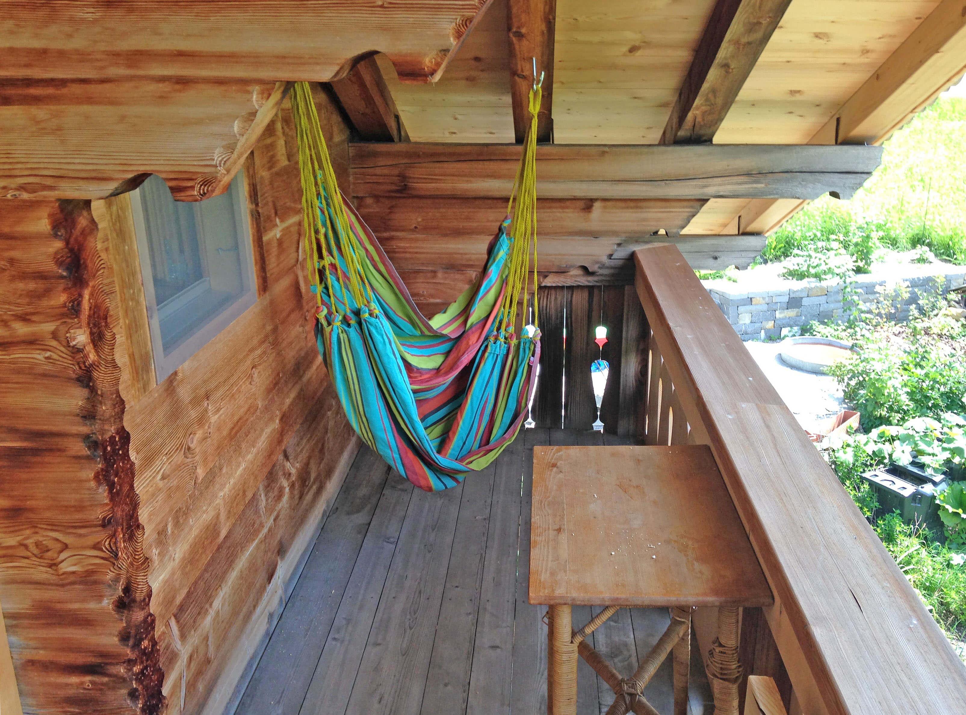 Balkon Hängematte