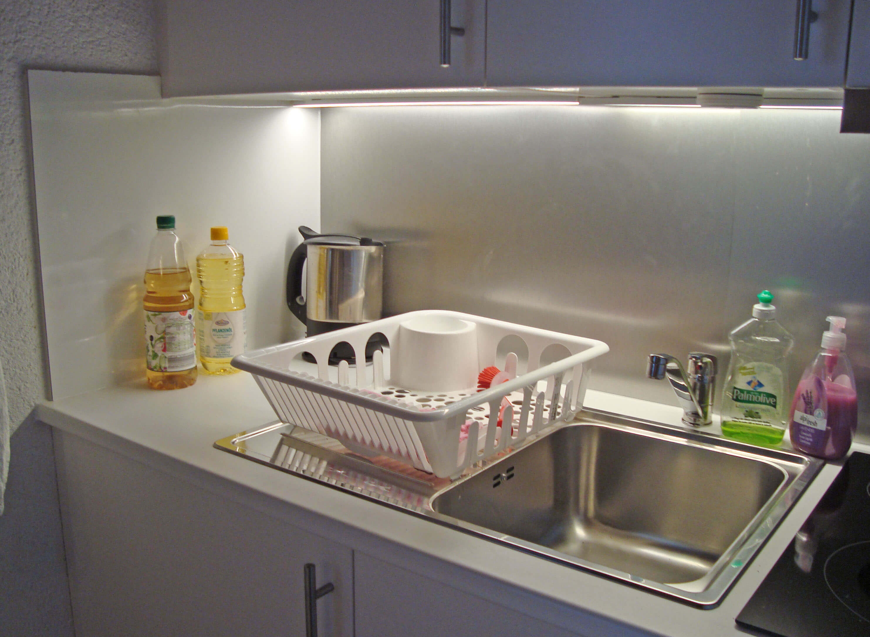 Küche Abwaschbecken