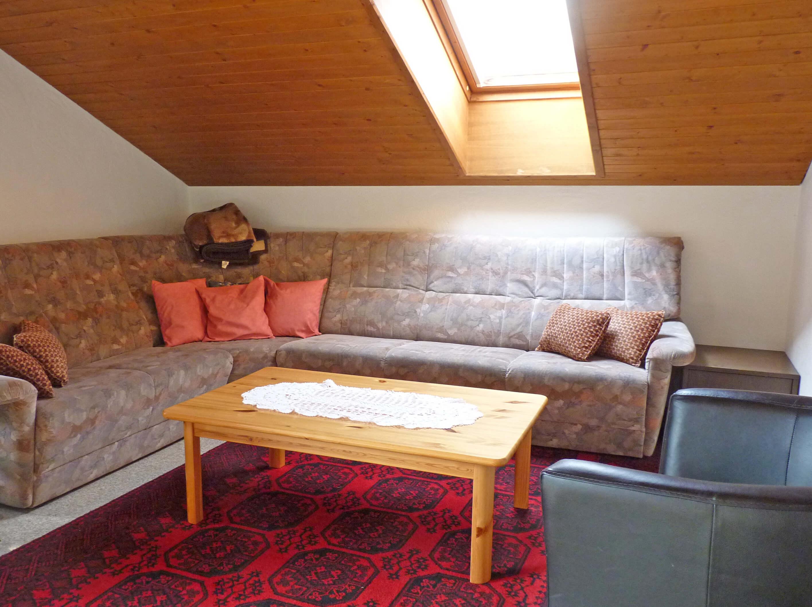 Barbara H21 Wohnzimmer Sofa