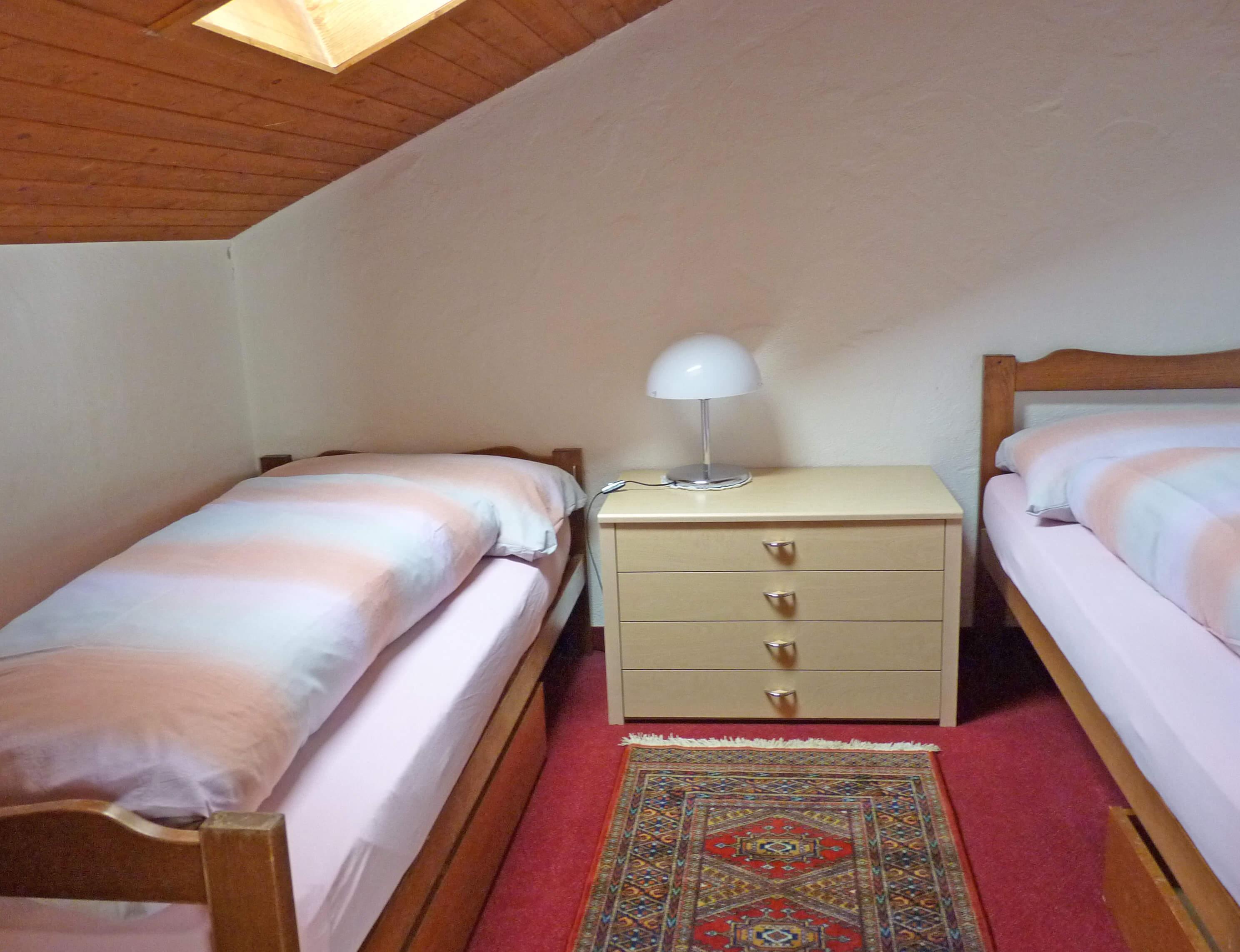 Barbara H21 Schlafzimmer Einzelbetten