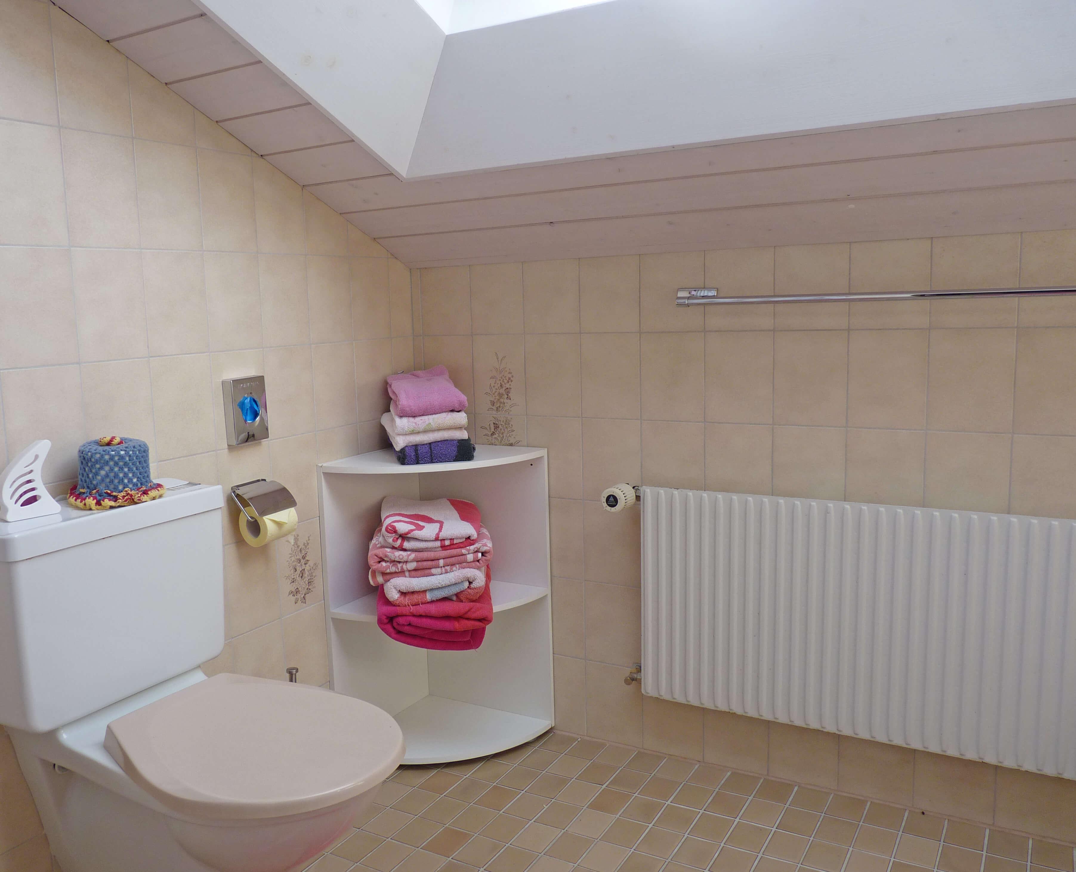 Barbara H21 Badezimmer WC