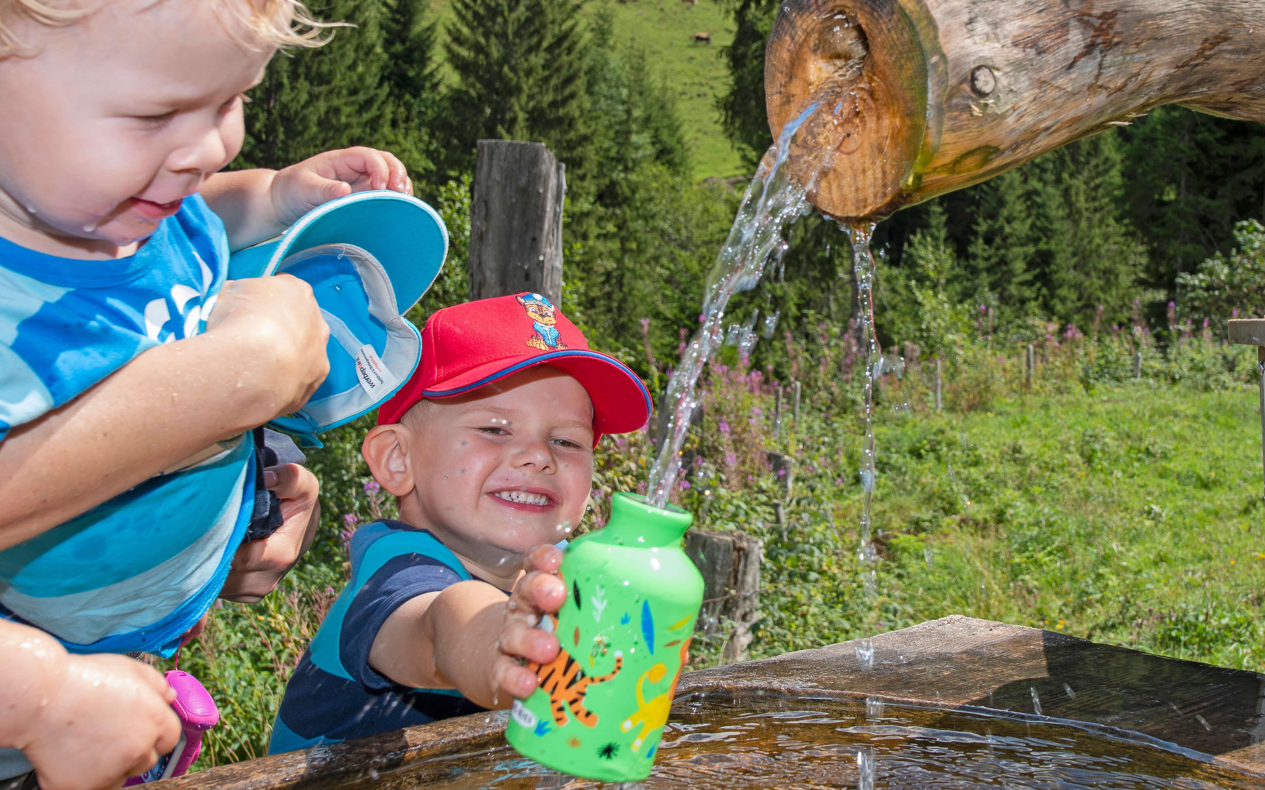 Das Abenteuer mit dem Grimmimutz macht Durst