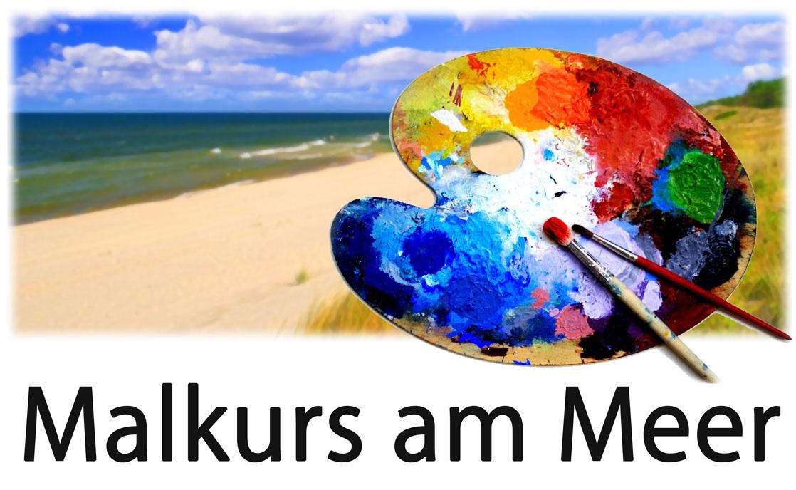 Malkurs am Meer: