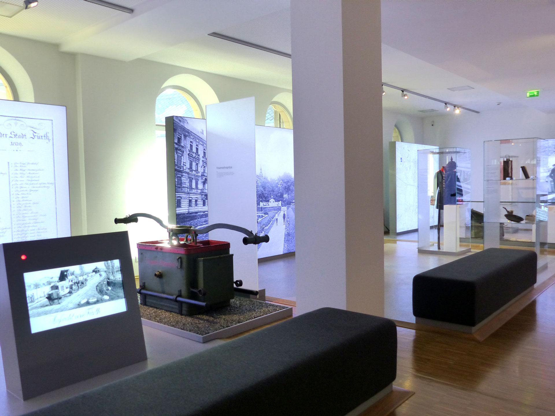 Im Stadtmuseum Fürth