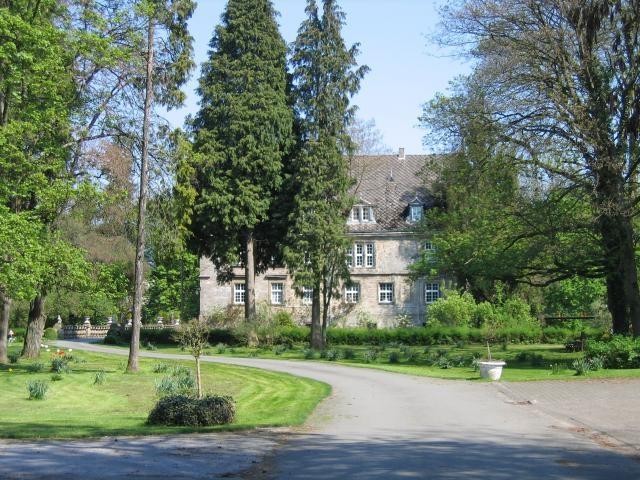 Wasserschloss in Borlinghausen