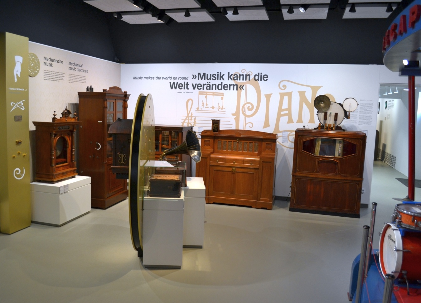 Deutsches Automatenmuseum Espelkamp - mechanische Musik