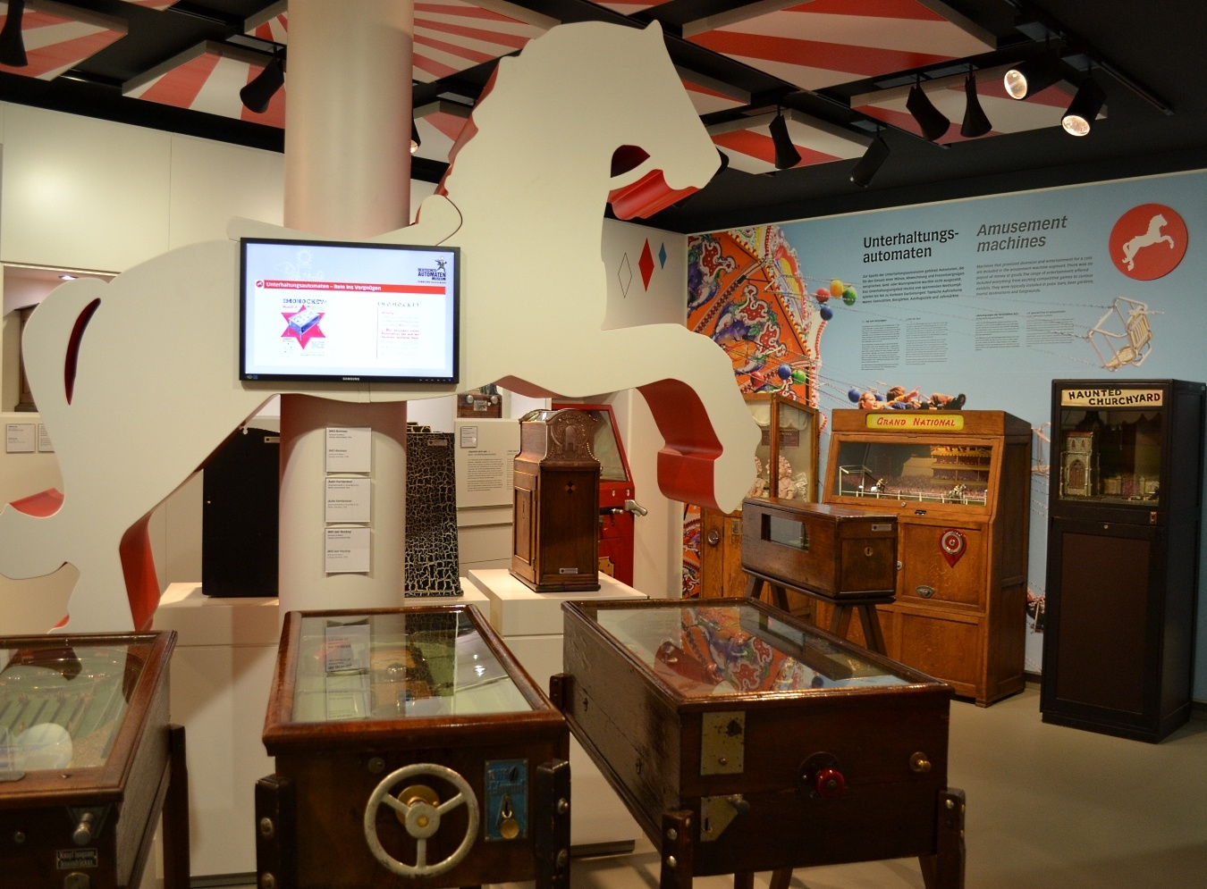 Deutsches Automatenmuseum Espelkamp - Unterhaltung