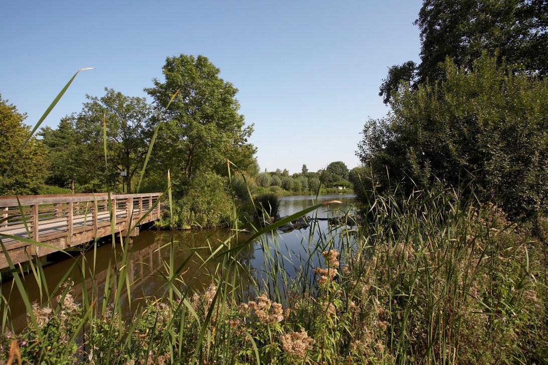 Emssee im Flora-Westfalica-Park