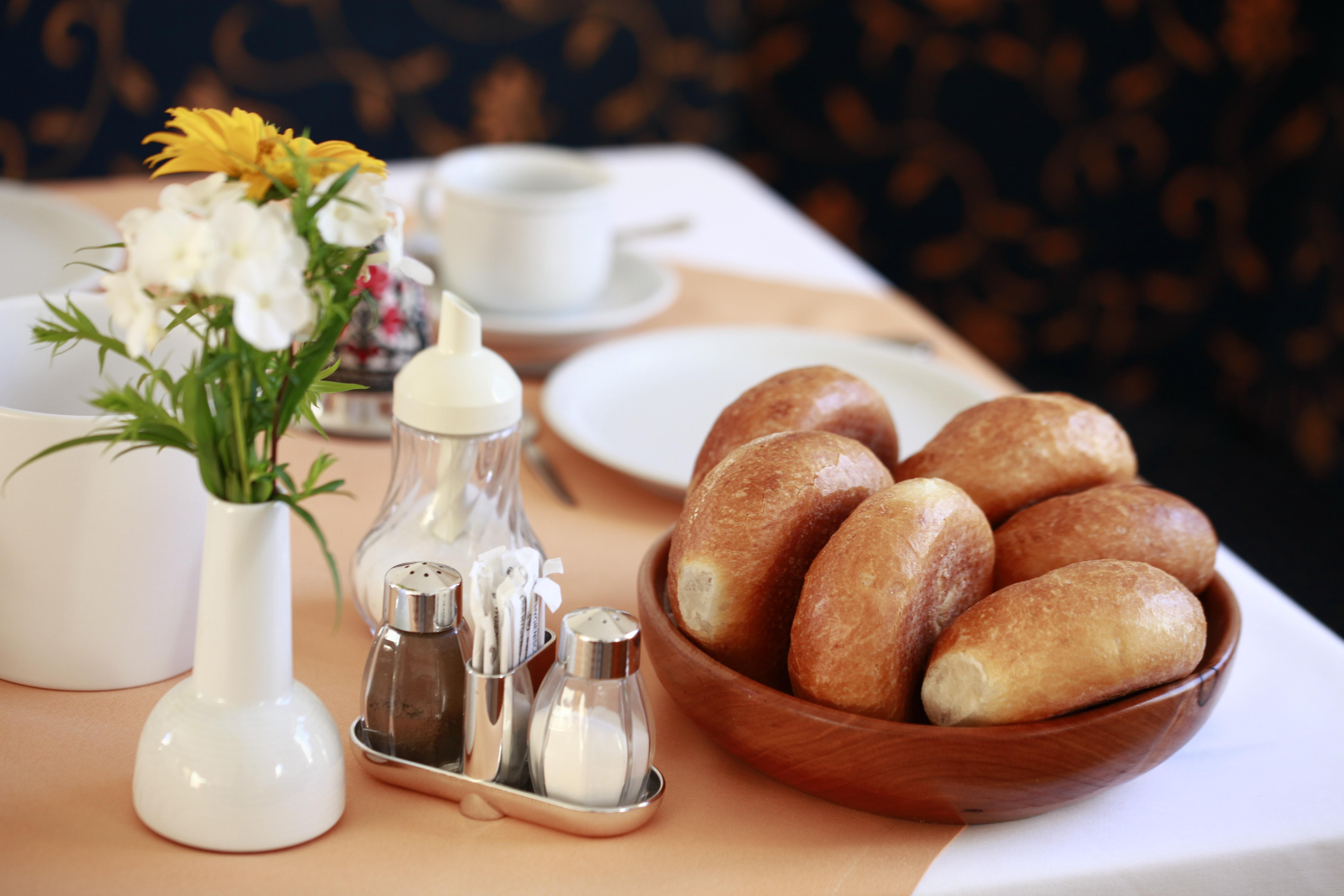 Gästehaus Wiedemann, Frühstück