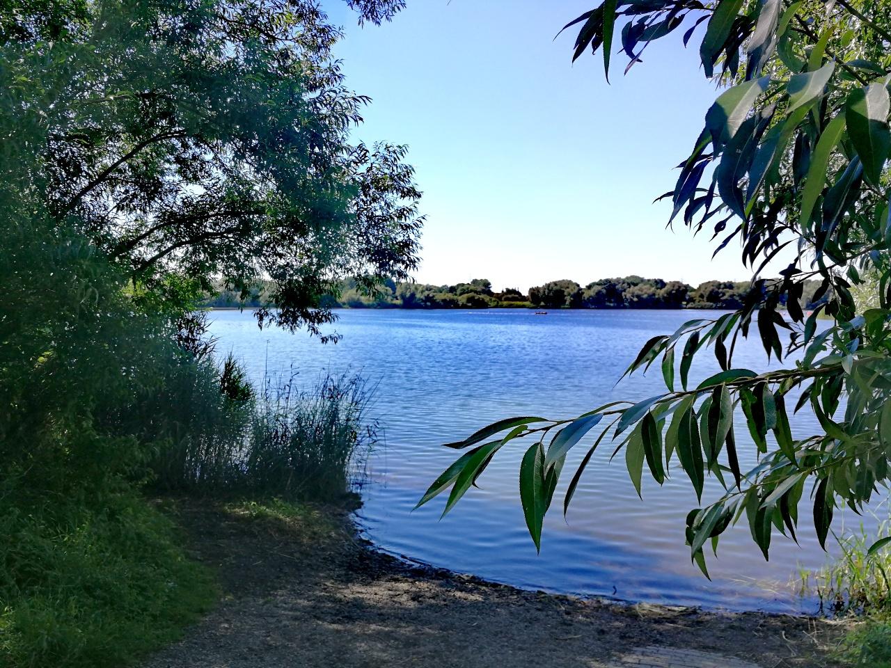 Südlicher See Porta Westfalica_2