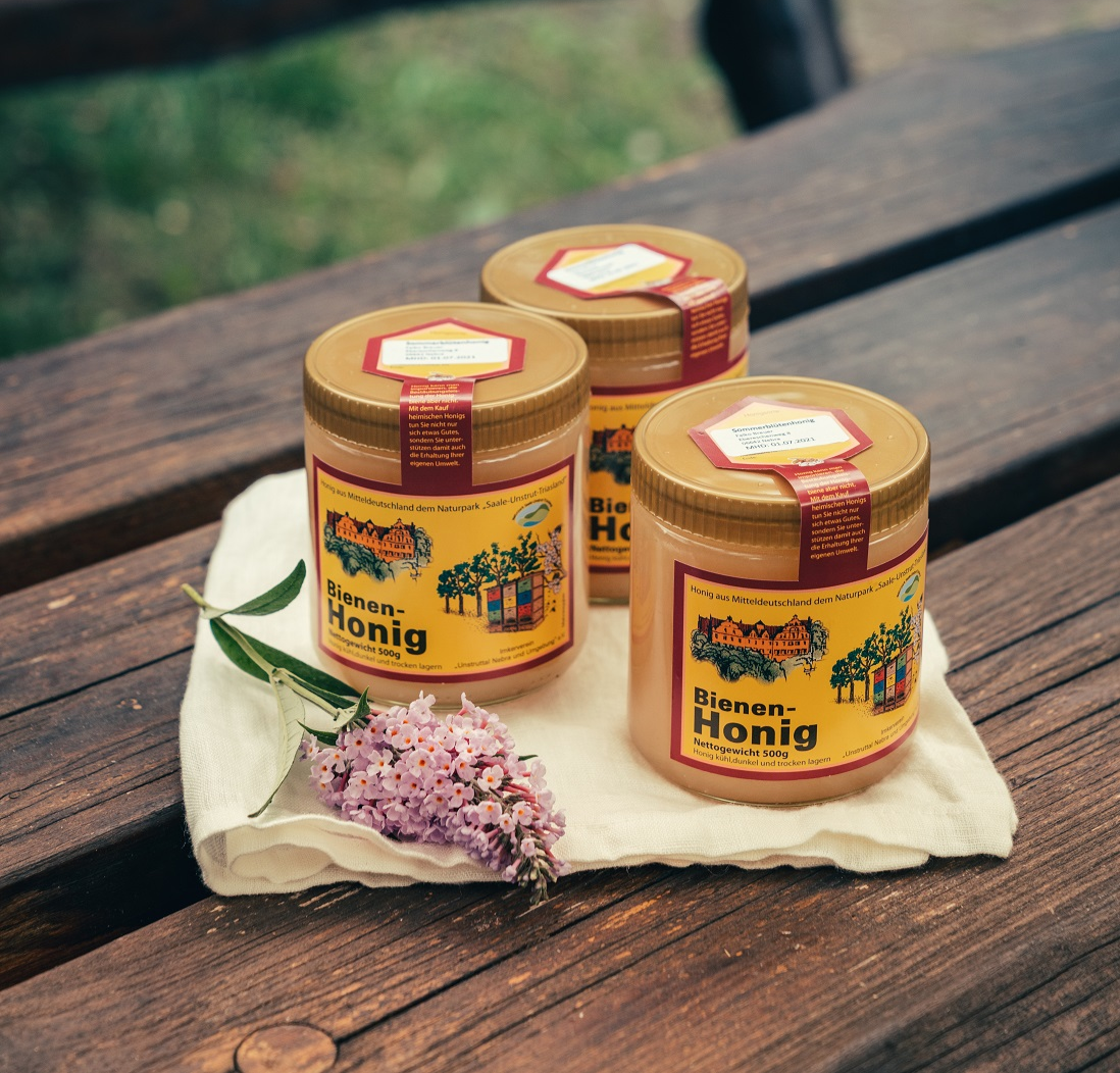 Honig aus Nebra