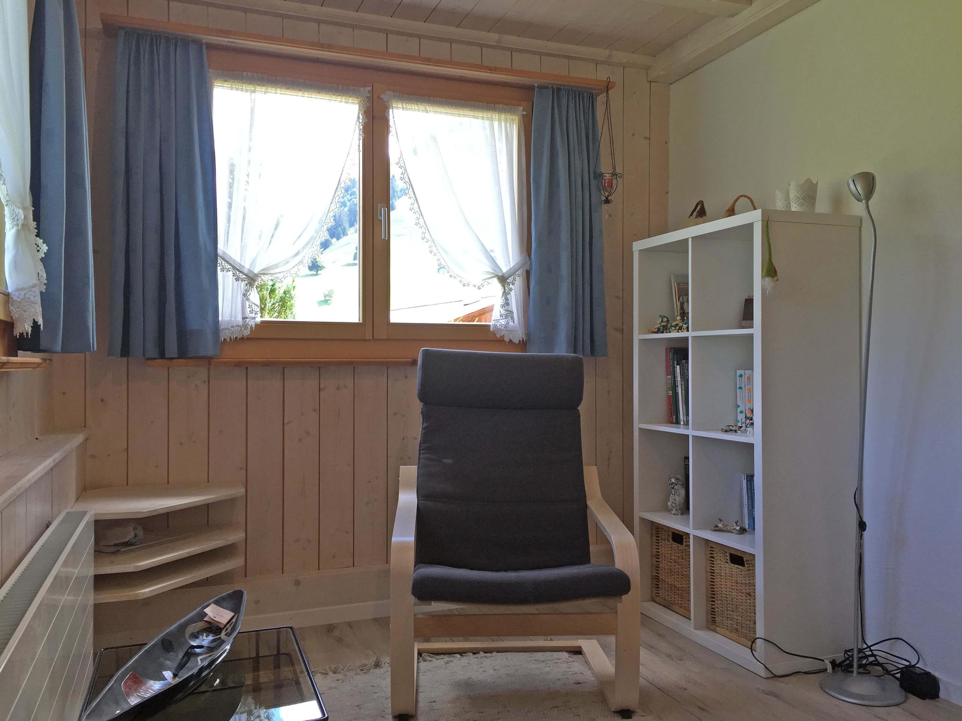 Schlafzimmer Schaukelstuhl