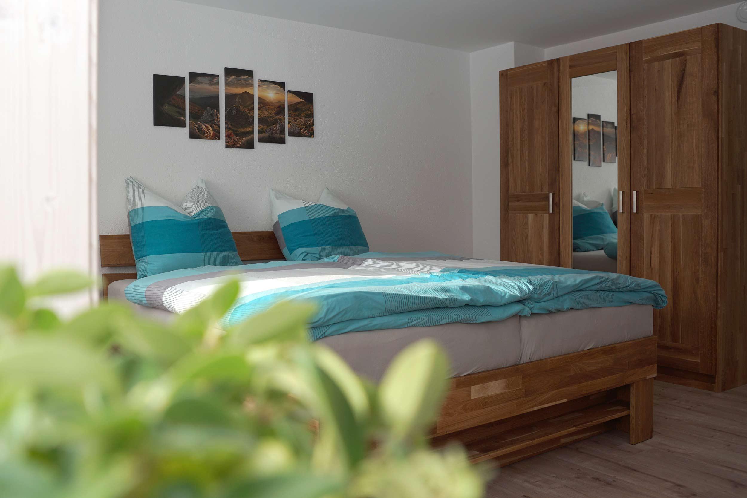 Ferienwohnung Christian Buhmann, Schlafzimmer 2