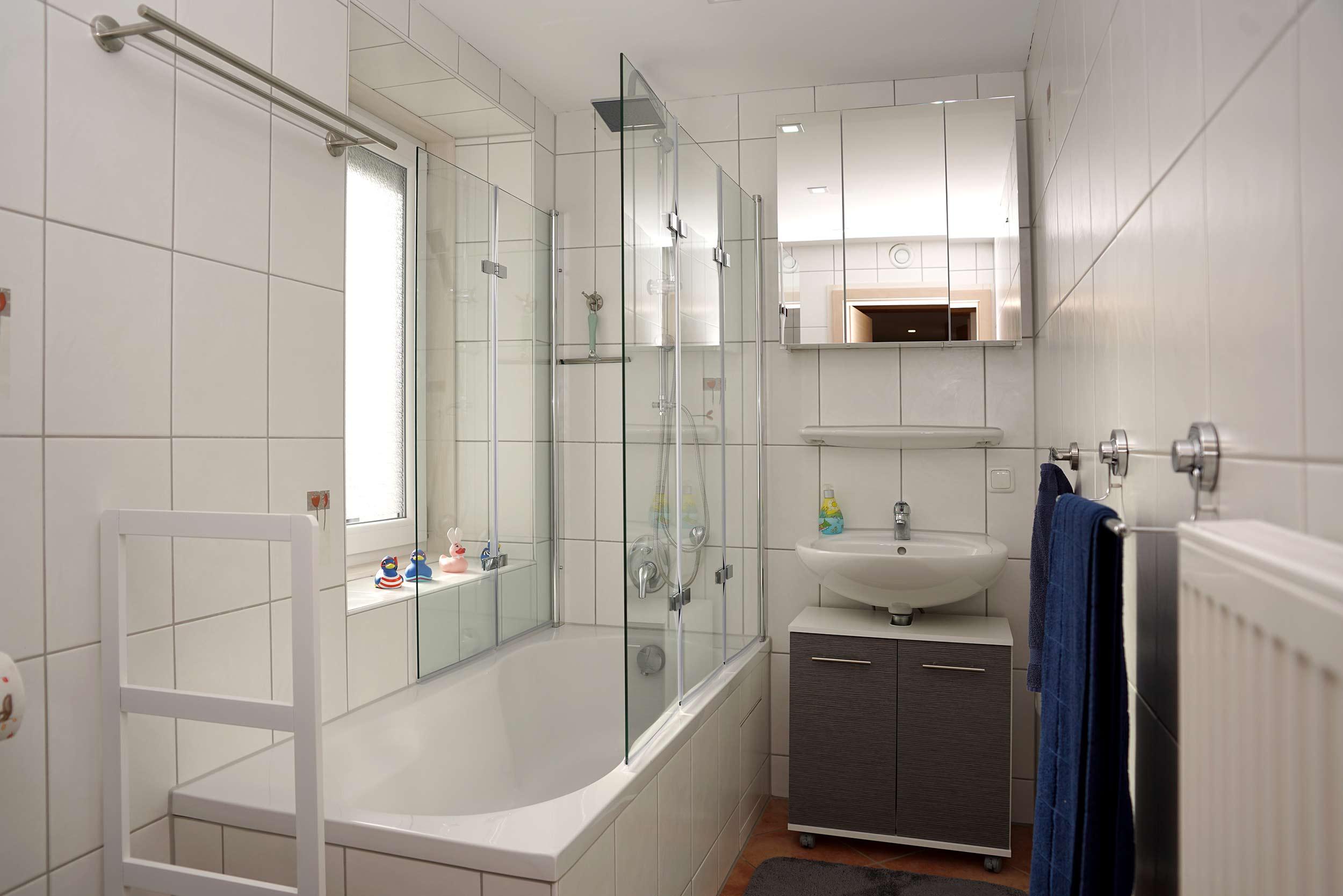 Ferienwohnung Chrisitan Buhmann, Badezimmer
