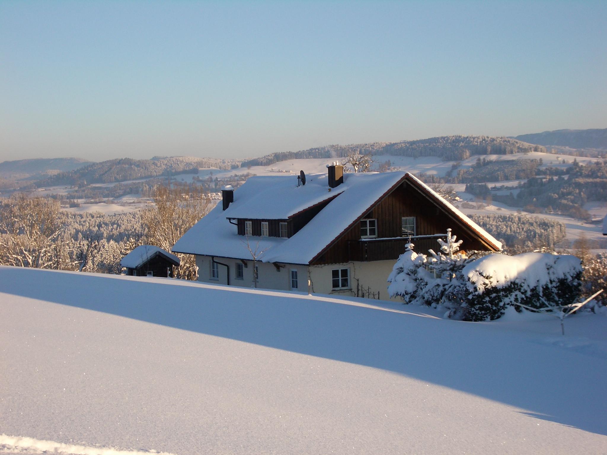 Ferienwohnung Schneider, Winter