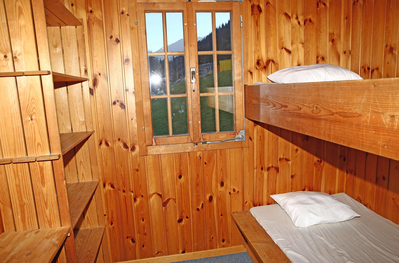 Fenster Etagebett