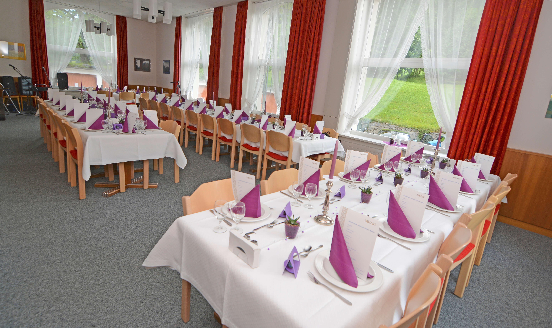 Hotel Kurhaus Grimmialp Fest Event