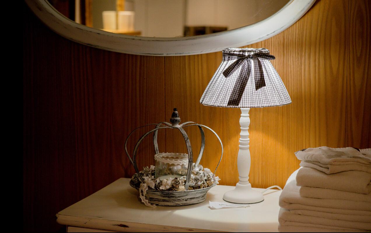 Lampe Dekoration