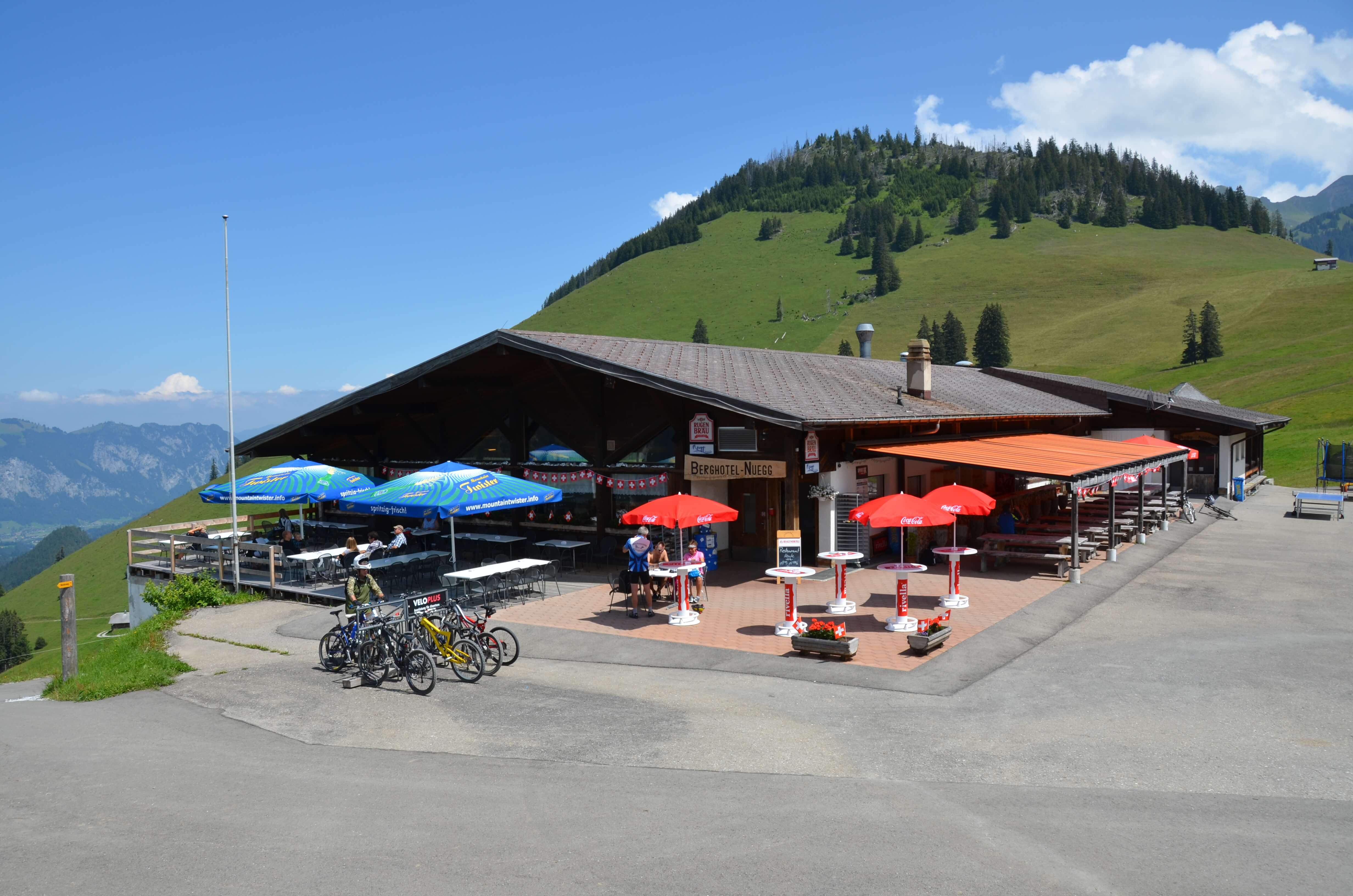 Berghotel Wiriehorn Sommer