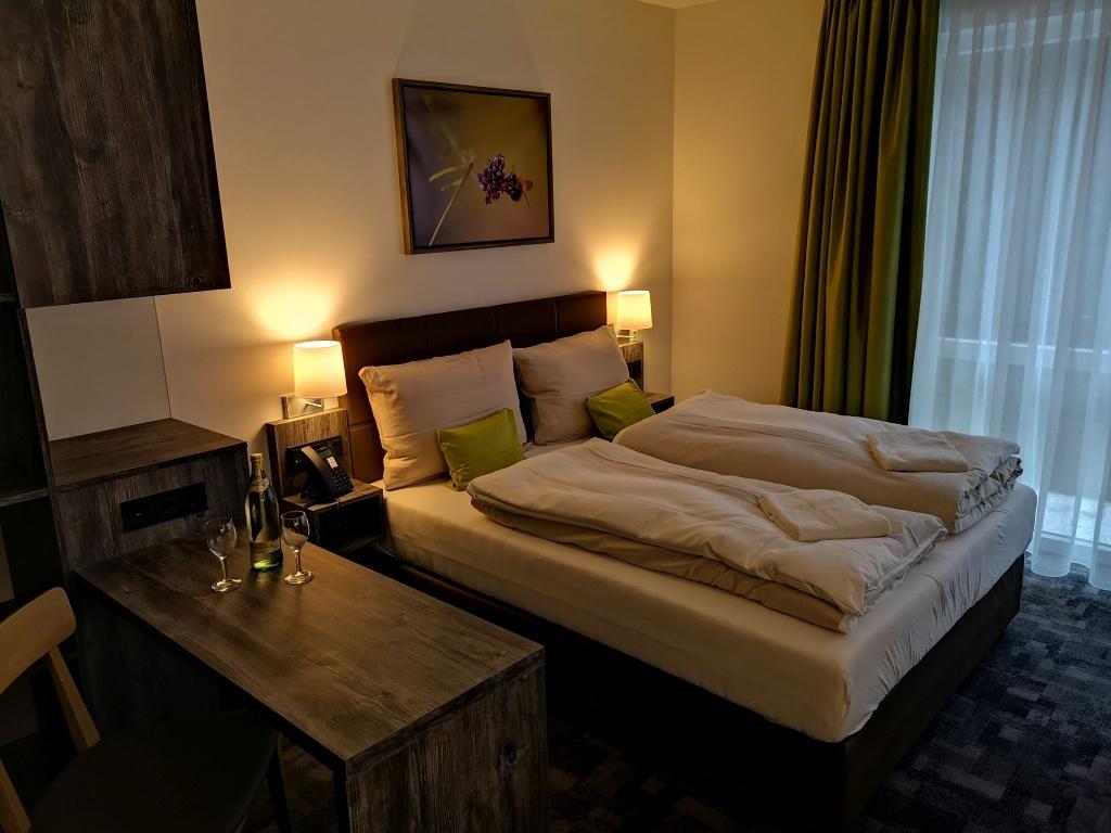 Doppelzimmer im Hotel Grünwalde, Halle Westfalen