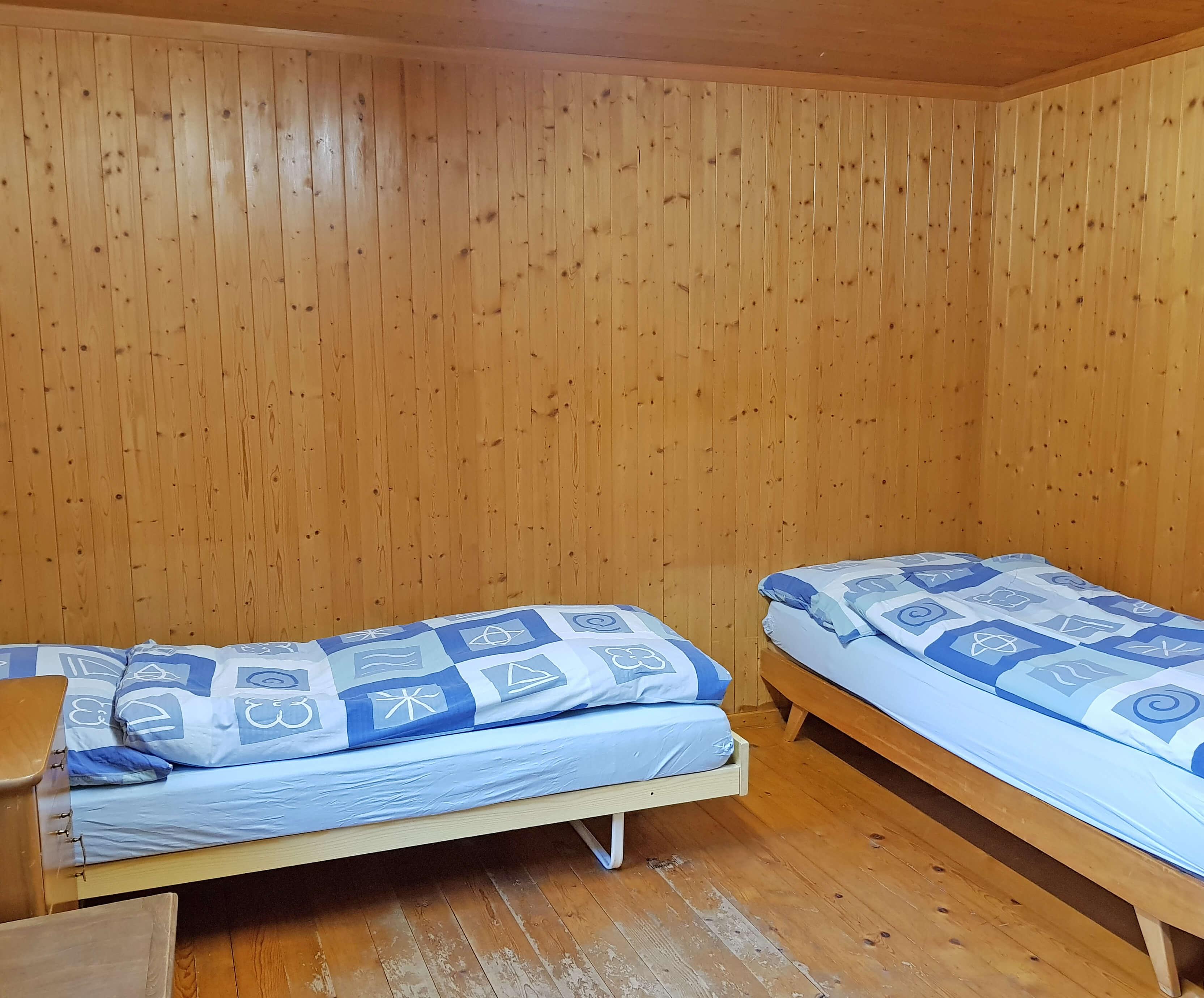 Hintere Nidegg zwei Bett Zimmer