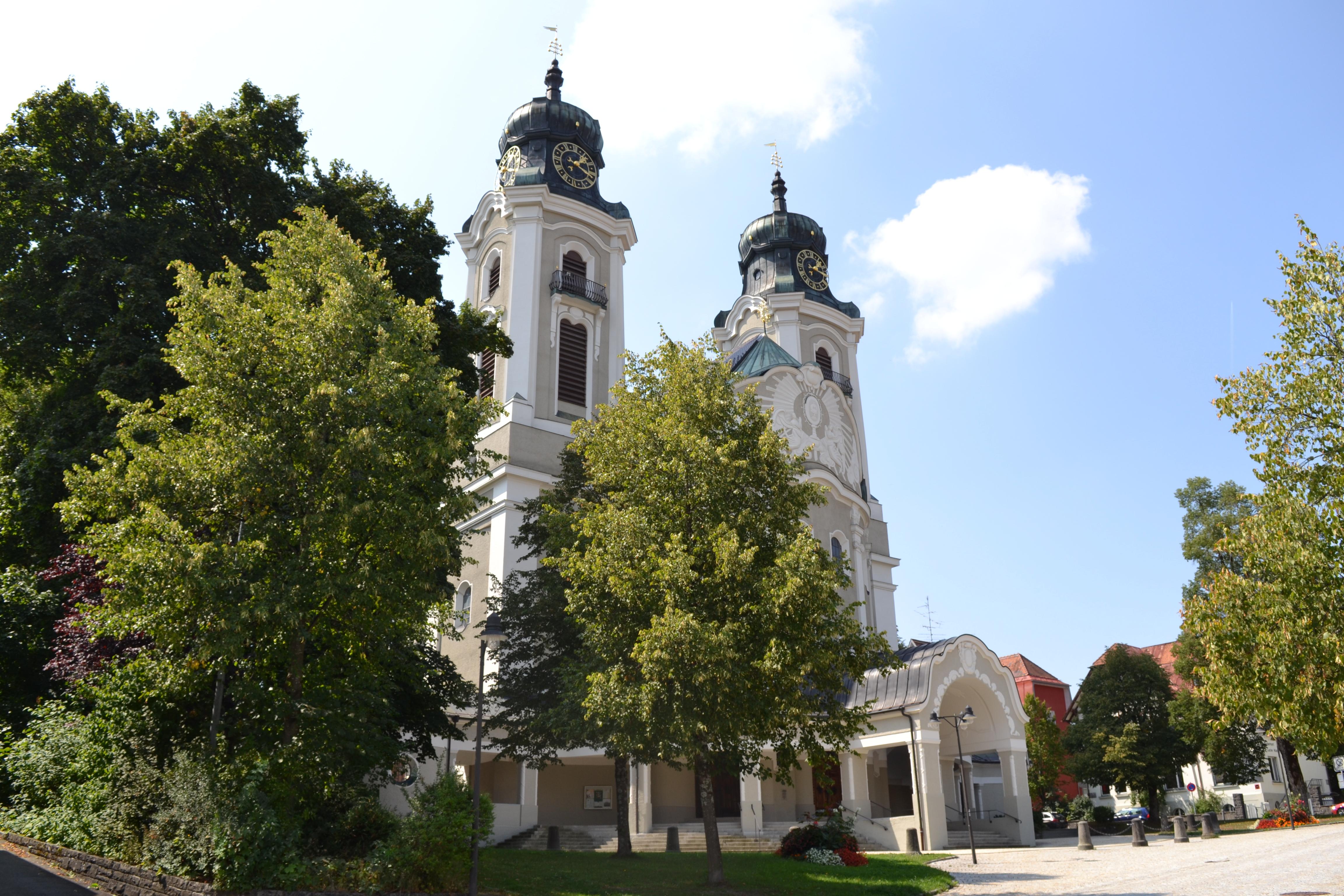 Stadtpfarrkirche St. Peter und Paul