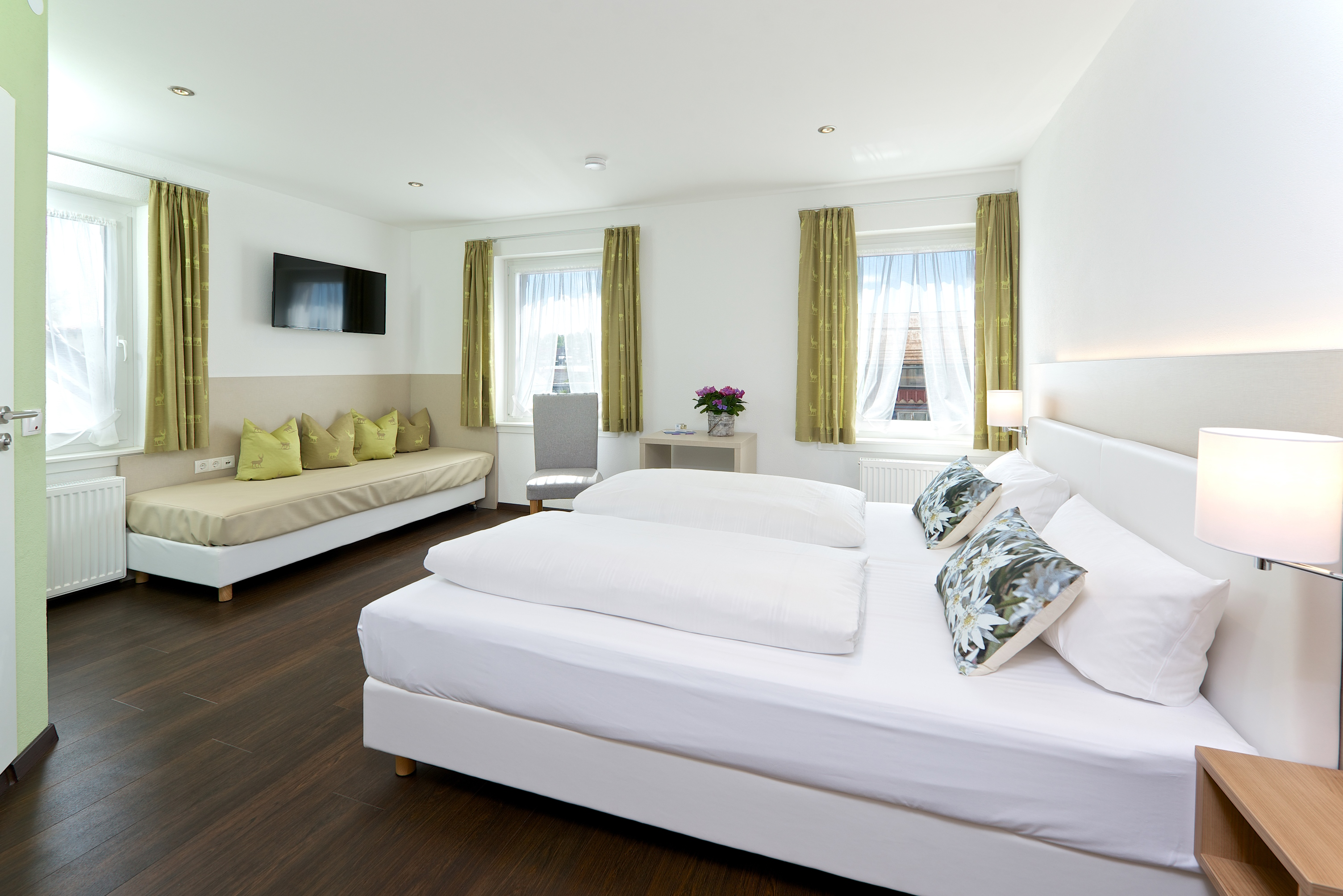 Hotel-Gasthof Bayerischer Hof, Doppelzimmer